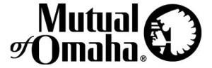 Mutual of Omaha Insurance Company Logo