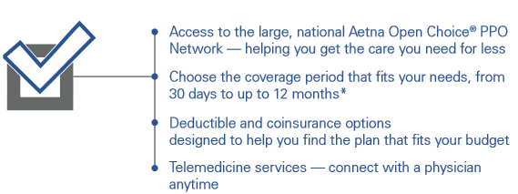 Private Aetna PPO by National General Health Insurance ...